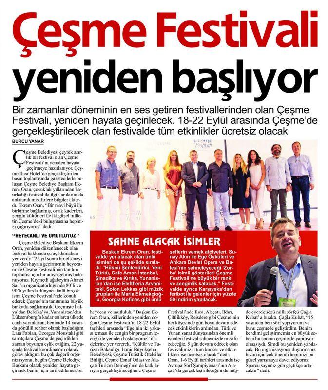 İzmir İlk Ses Gazetesi