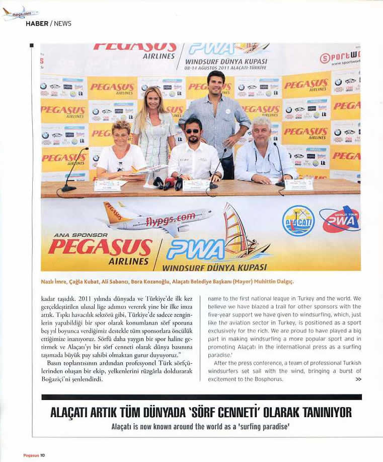Pegasus Magazine 1