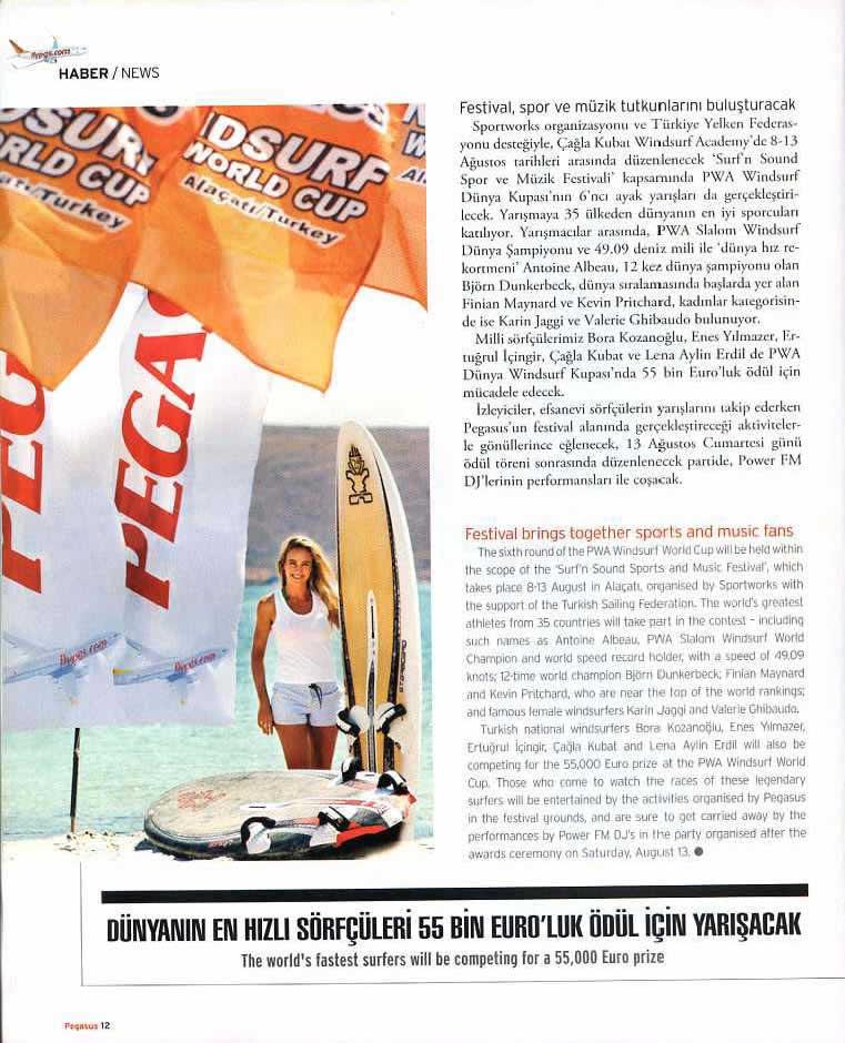 Pegasus Magazine 3