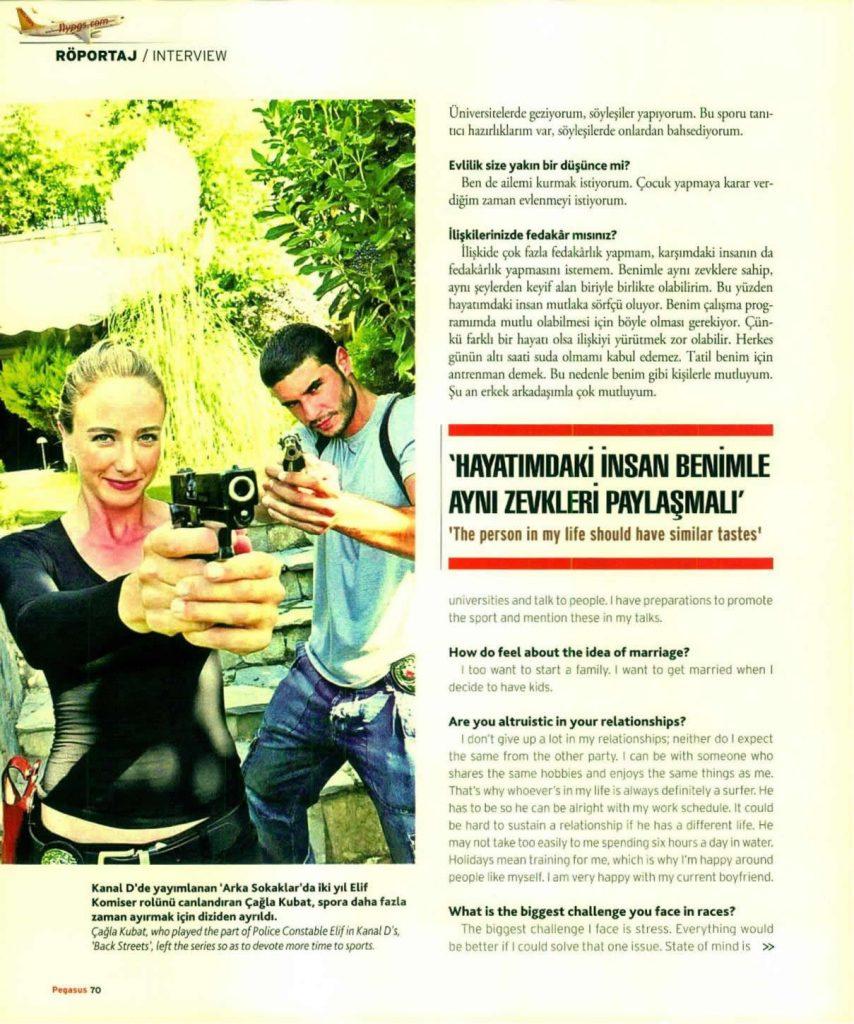 Pegasus Magazine 6