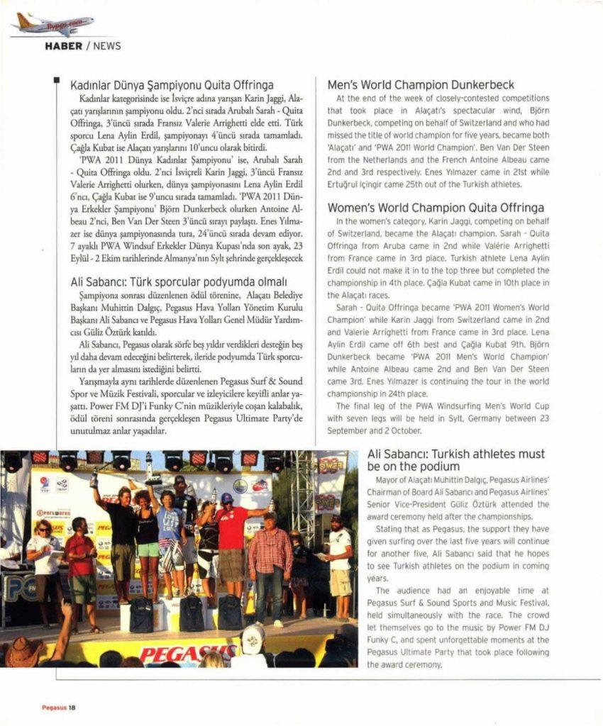 Pegasus Magazine 2