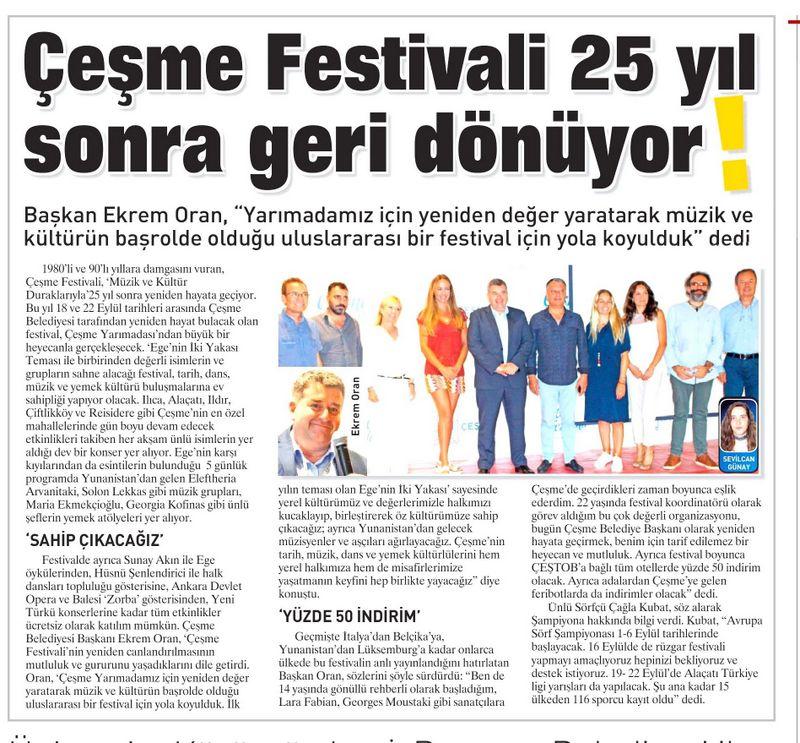 Ege Telgraf Gazetesi